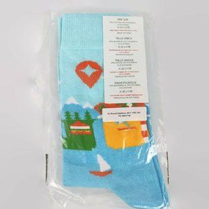 Google Local Guides Socks One SizeRare Limited